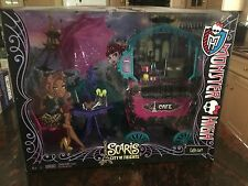 Monster High Cafe Cart NIB