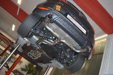 FMS 3 Zoll 76mm Duplex-Anlage GTI VW Golf VII GTD (AU) 2.0TDI 135k o.Sound-Aktor