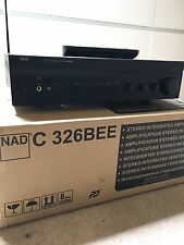 NAD C326 BEE Integrated Amplifier