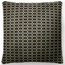 Polyester Geometric Square Contemporary Decorative Cushions