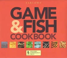 THOMPSON, B-GAME AND FISH COOKBOOK  BOOK NEW