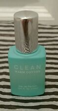 CLEAN WARM COTTON EAU DE PARFUM 0.24 FL OZ 7 ML MINI TRAVEL POCKET SIZE