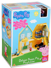 Peppa Pig - Deluxe Pig Playhouse ** PURCHASE TODAY **