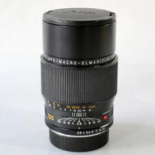 [Mint] Leica APO-MACRO-ELMARIT-R 100mm F/2.8 E60 From Germany
