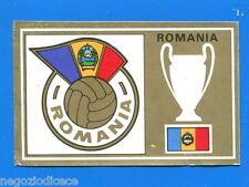 CALCIATORI PANINI 1971-72 -Figurina-Sticker n. 85 - ROMANIA SCUDETTO -Rec