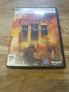 Age of Empires III: The Asian Dynasties (PC: Windows, 2007) - European Version