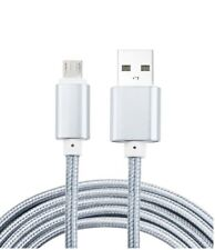 Câble de charge rapide USB to micro USB nylon,pour mobile Xiaomi Redmi 5,1 mètre