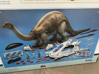 Dino Riders Brontosaurus Tyco Toys Vintage With Manual And Box Dinosaur Rare Big