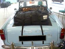 Triumph Tr4 Arranque equipaje portadoras de rack-boot-bag Original