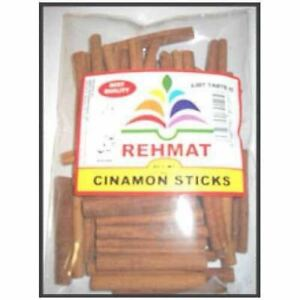 Cinamon Stick whole / Quills 50,100,200,450g (Rehmat Brand)  (Free post in UK)
