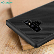 NILLKIN Synthetic Carbon Fiber Case Cover For Samsung Note 10 9 S10 Plus S10E