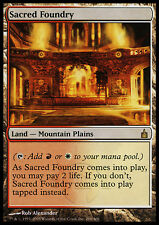 MTG SACRED FOUNDRY EXC - FONDERIA SACRA - RAV - MAGIC