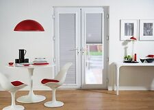 Perfect Fit blinds Ideal for CONSERVATORY WINDOWS AND DOORS NO DRILLING EAST FIT