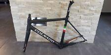 COLNAGO C60 Italia black tricolor size 52 S full carbon road bicycle frame frame