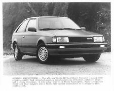 1986 Mazda 323 Hatchback Press Photo 0047