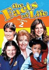 Facts Of Life: Season 2 NEW DVD  FREE SHIPPING!!!