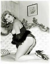 Akt Vintage Foto - leicht bekleidete Frau aus den 1950er/60er Jahren(104) /S200