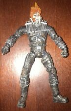 "Marvel Legends Showdown 4"" Ghost Rider Action Figure ToyBiz 2006"