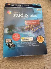 Pinnacle Studio Plus 11 613570221197. New, open box