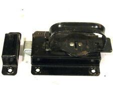 """1 pcs 3mm Hole Dia Metal Spring Loaded Barrel Bolt Lock Latch 2/"""" W7L8"""