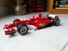 Ferrari 248F1 Michael Schumacher 90th wins #5 1/18 Hotwheels 2006 Formule 1 F1
