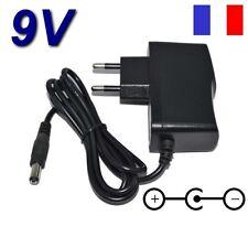 Adaptateur Secteur Alimentation Chargeur 9V Console Éducative Jeu Vtech MobiGo