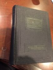 Contributions to Medical Science, Aldred Scott, 1927 Hc Book, U of M Professor