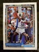 1992-93 Shaquille O'Neal #362 Rookie Basketball Card SHAQ