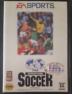 SEGA Mega Drive: FIFA International Soccer