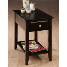 Jofran CHAIRSIDE TABLE- 1037-7 TABLE NEW