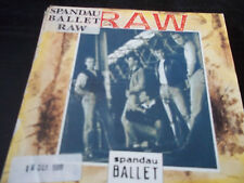 45 TOURS /  SPANDAU  BALLET      RAW