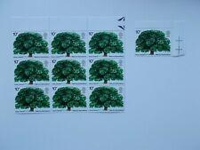 GB Wholesale Offer 1974 British Trees x 10 Sets U/M A Great Price & FREE p&p