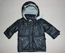 IKKS manteau garçon blouson parka bébé Navy marine, taille 6 mois,  neuf
