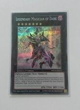 Dark Magician Near Mint or better Individual Yu-Gi-Oh! Cards