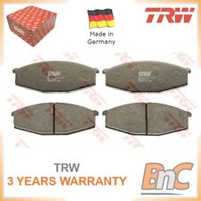 FRONT DISC BRAKE PAD SET FOR NISSAN TRW OEM D106002J90 GDB251 GENUINE HEAVY DUTY