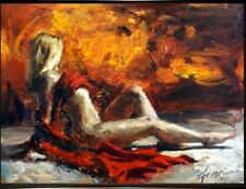 Illumination By Henry Asencio - Ltd Ed Giclee on Canvas