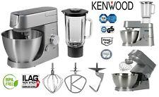 Kenwood KVC3110S Profi Küchenmaschine Chef 4,6L Knetmaschine Mixer + Zubehör NEU