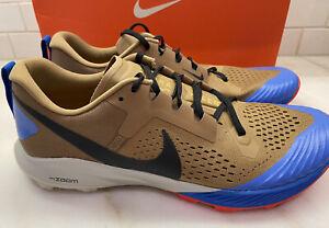 "Nike Air Zoom Terra Kiger 5 ""Beechtree"" Trail Running Men Size 12.5"