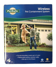*Brand New* PetSafe Wireless Pet Containment System Pif-300 w/ Pif-275 Collar