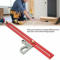 Measuring Tool Carpentry Ruler Angle Measuring Woodworking Multi-functionTool