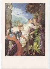 CP ART TABLEAU PABLO VERONESE Allegory of the virtue & vice Choice of Hercule