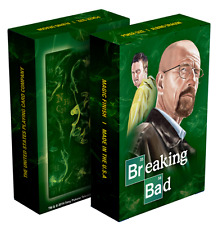 """Albino Dragon """"Breaking Bad – Classic Green"""" Officially Licensed Playing Cards"""