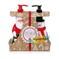 Technic Festive Hand Wash & Lotion Santa & Snowman Duo Xmas Gift Set 300ml