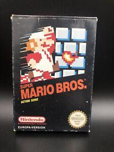 NES Nintendo Super Mario Bros Ovp