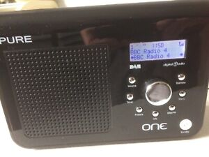 Pure One DAB AM/FM Radio