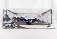 Hot Wheels Racing Williams-Toyota Nico Rosberg Formula 1 Team 1:18 Diecast Car
