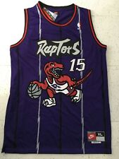 Vince Carter vintage retro jersey Toronto Raptors #15
