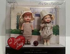 """Barbie Collector """"I Love Lucy"""" Episode 147 """"Lucy Gets a Paris Gown"""" mint NIB"""
