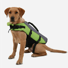 Dog Life Jacket for Small Medium Large Dog Swim Buoyancy Aid Float Safety Vest