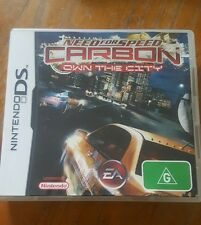 Nintendo DS Game - Need For Speed Carbon Own the City Rated G